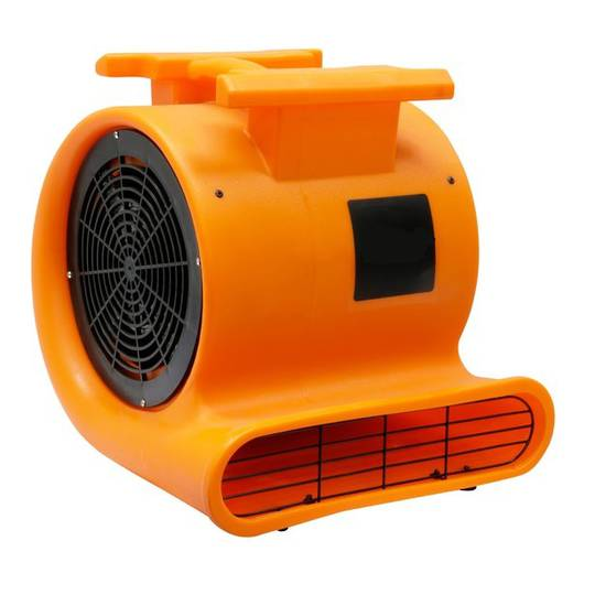 Portable 3/4hp Carpet Dryer Fan